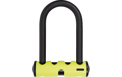 image of Abus U-Mini 40 Bike Lock - Yellow