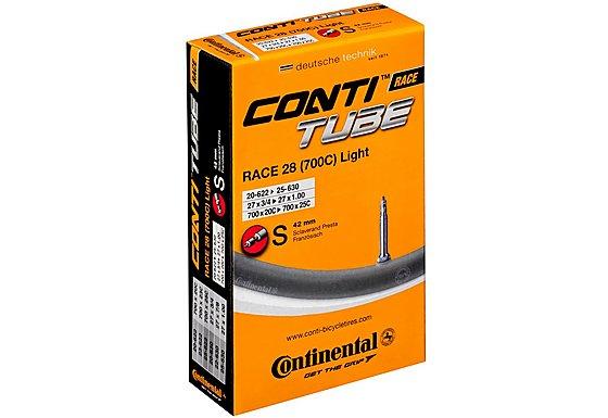 Continental Race 28 S42 Light Inner Tube