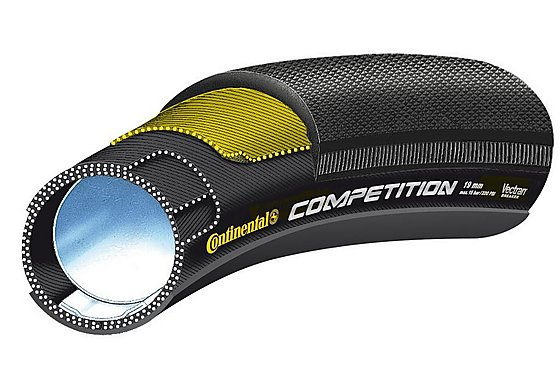 Continental Competition Tubular Road Tyre - 28