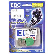image of EBC Quad Taiwan Green Disc Brake Pads