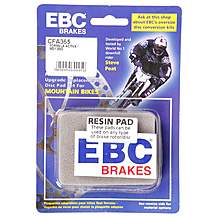 image of EBC Formula Active & MD1 Green Disc Brake Pads