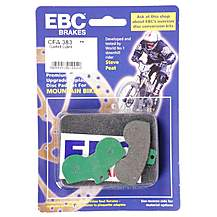 image of EBC Clarke Clim8 Green Disc Brake Pads