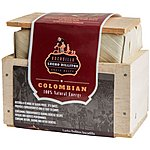 image of Lucho Dillitos 12 Bar Wooden Gift Box