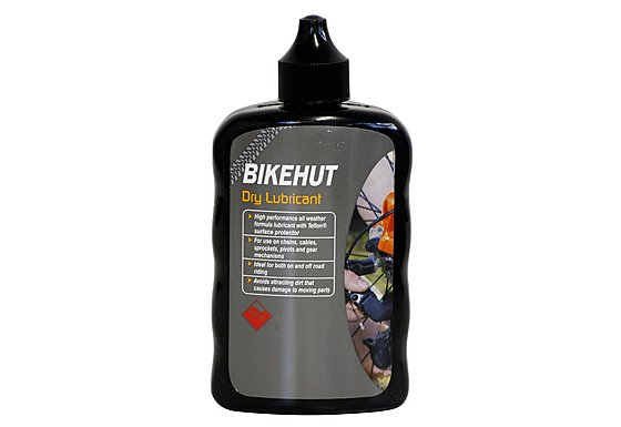 Bikehut Dry Teflon Bike Lube 125ml