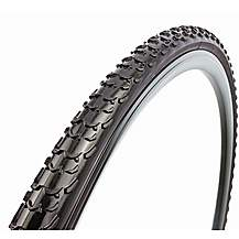 image of Vittoria Cross XN Pro Bike Tyre Black - 700c x 32