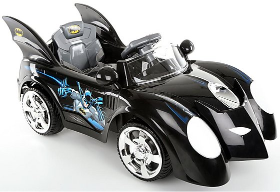 Batmobile 6V Electric Ride On