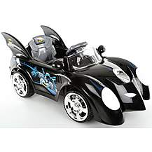 image of Batmobile 6V Electric Ride On