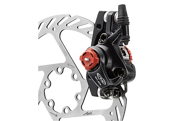 Avid BB7 MTB Graphite Disc Brake - Front/Rear