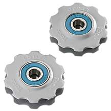 image of Tacx Jockey Wheels with Ceramic Bearings - 9/10 Speed Shimano