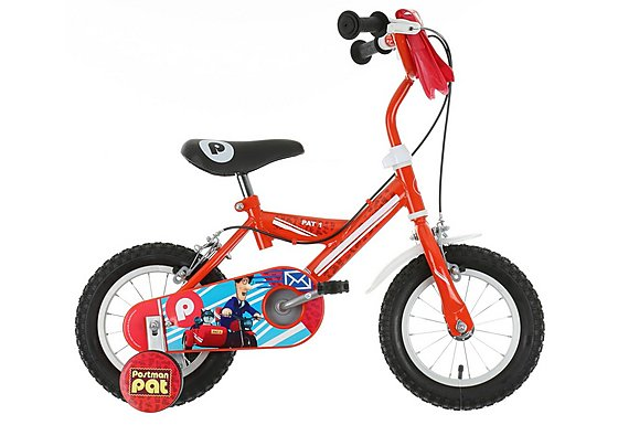 Postman Pat Boys Bike - 12