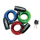 Master Lock Key Cable Lock - Triple Pack