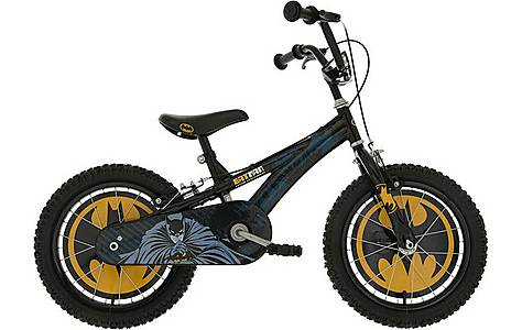 "image of Batman Boys Bike - 16"""