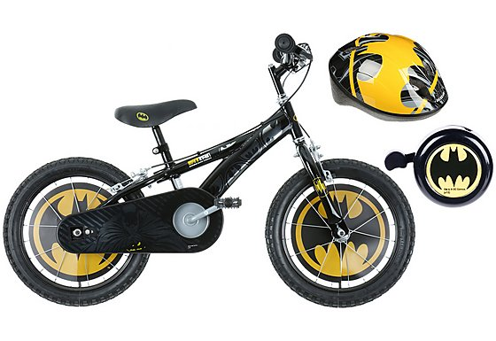 Batman Bike Bundle