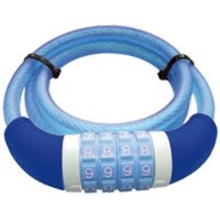 Master Lock Resettable Combination Kids Cable Lock - Blue - 1200 x 8mm
