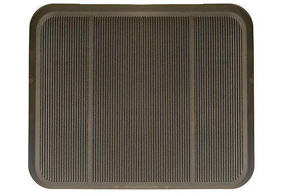Halfords Rubber Car Mat - Single