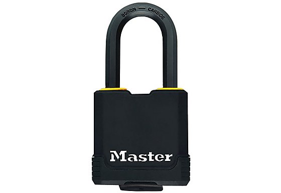 Master Lock 50mm Excell Laminated Padlock with Weather Proof Cover