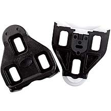 image of Look Delta Bi-Material Black Cleats - Fixed Position (No Float)