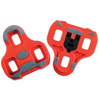 Look Keo Grip Cleats - Red