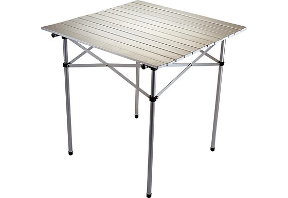 Halfords Roll up Aluminium Table