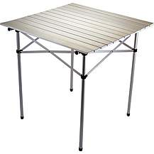 image of Halfords Roll up Aluminium Table