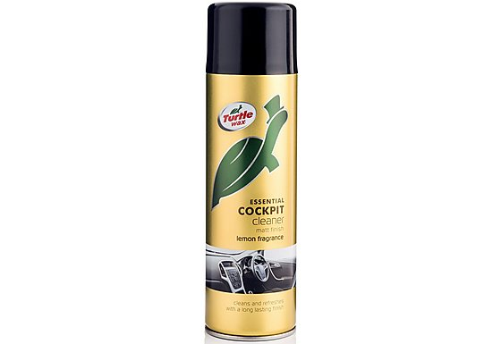 Turtle Wax Cockpit Shine - Matt Finish 500ml