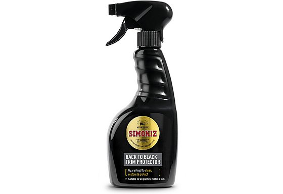 Simoniz Back to Black Trim Protector 500ml