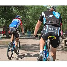 image of Tacx World Cup MTB Spain / Germany Real Life Video DVD