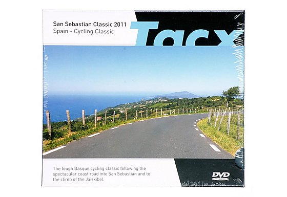Tacx Fortius i-Magic RLV San Sebastian Classic 2011 - Spain Virtual Training Software