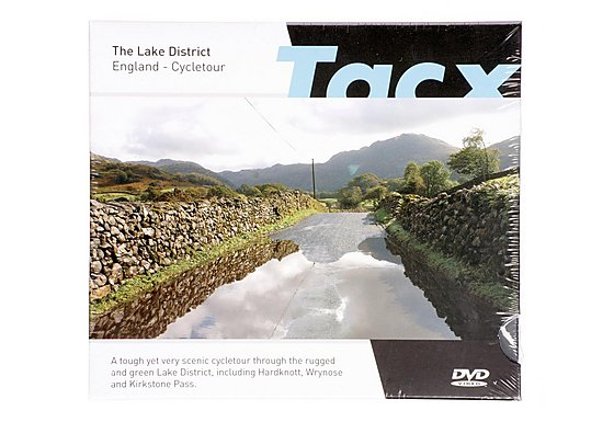 Tacx Fortius i-Magic RLV Lake District - England Virtual Training Software