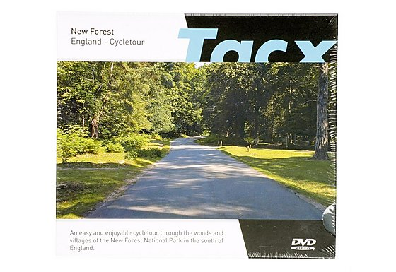 Tacx Fortius I-Magic RLV New Forest, England- Virtual Training Software