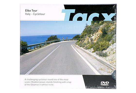 Tacx Fortius I-Magic RLV Elba Tour, Italy- Virtual Training Software
