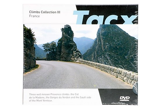 Tacx Fortius I-Magic RLV Climbs Collection III, France - Virtual Training Software