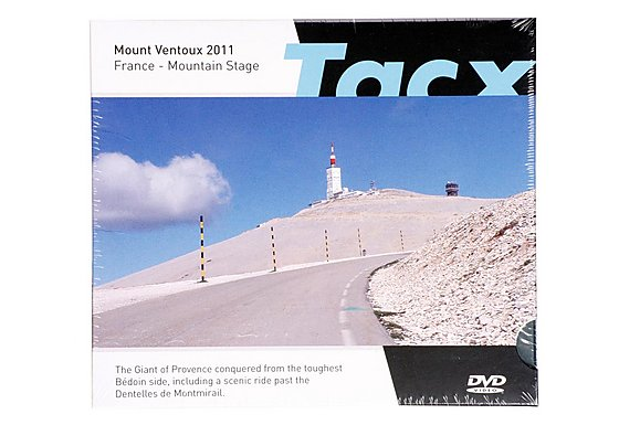 Tacx Fortius I-Magic RLV Mont Ventoux 2011, France - Virtual Training Software