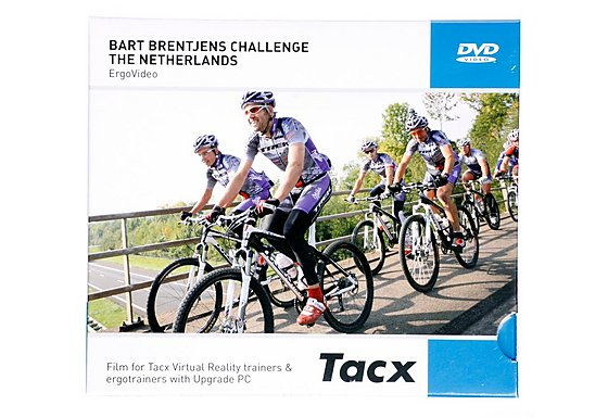 Tacx i-Magic Ergo Training Video at MTB World Cup 2010 - Bart Brentjens Challenge