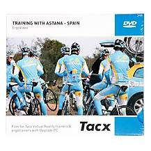 image of Tacx Fortius I-Magic Ergo Video Training with Astana Spain - Virtual Training Software
