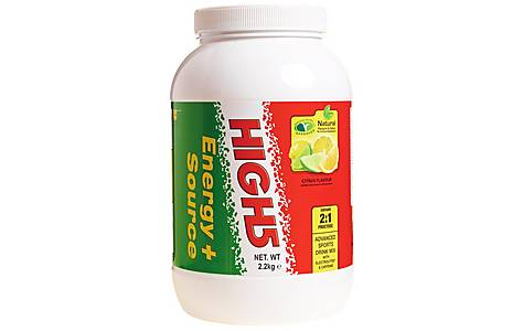 image of High5 Energy Source Citrus Plus - 2.2kg Jar
