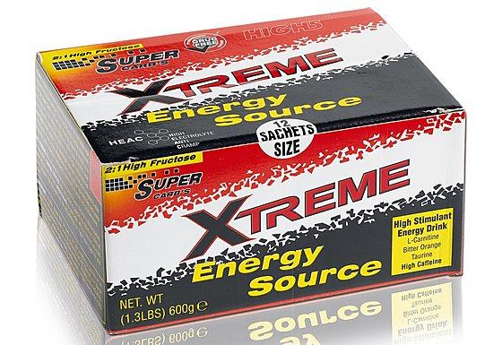 High5 Energy Source X'treme - Box of 12 Sachets
