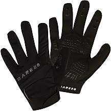 image of Dare 2b Sieze Mens Cycling Glove - Black