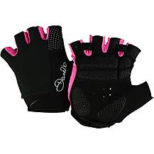 image of Dare 2b Grasp II Cycling Mitt - Black/Pink