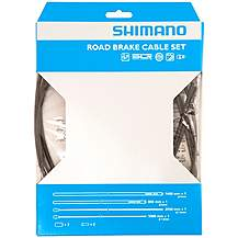 image of Shimano Dura Ace Road Brake Cable Set - Black