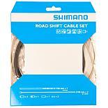 Shimano Road Gear Cable Set Black