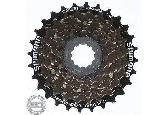 Shimano CS-HG20 7 Speed Cassette 12-28T
