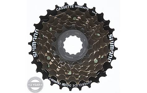 image of Shimano CS-HG20 7 Speed Cassette 12-28T