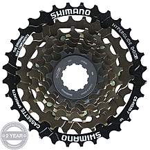 image of Shimano CS-HG20 7-speed Cassette 12-32T