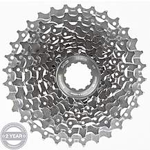 image of Shimano Deore XT CS-M770 9-Speed Cassette 11 - 32T