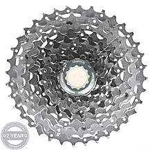 image of Shimano Deore CS-M771 XT 10-Speed Cassette 11 - 36T