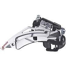 image of Shimano FD-M190 MTB Front Derailleur - Top Swing, Dual-pull and Multi Fit for 48T