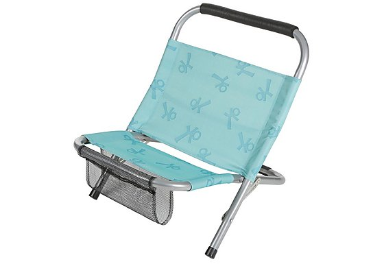 Halfords Low Folding Chair