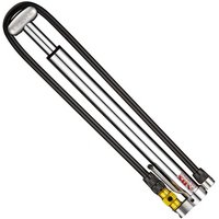 Lezyne HP Micro Floor Drive V2 ABS Bicycle Pump