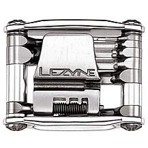 image of Lezyne Stainless 20 Function Multi-Tool - Silver